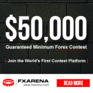 FX Arena – World's first trading contest platform!