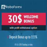 RoboForex 2018 Review – CySEC and IFSC Regulated Forex Broker